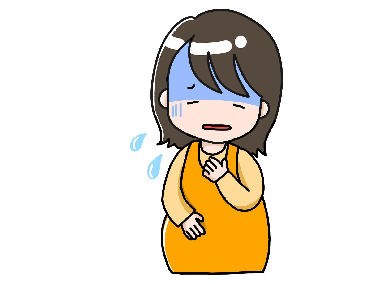 漫画「妊娠したら死にたくなった〜産褥期精神病〜」2話 ネタバレ